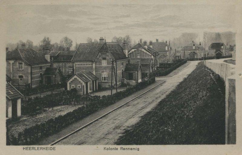 rennemigstraat vanaf spoorbrug